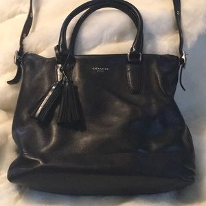 Coach 19892 Leather Satchel